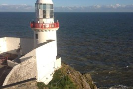 Wicklow Head Light House