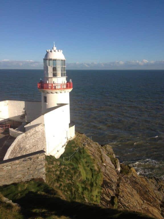 Wicklow Head Light House Co Wicklow Fast Floor Screed