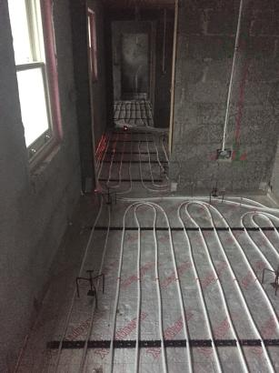 Self levelling floor screed over ufh kilkenny fast for Floor screed drying times