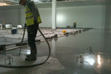 Warehousing & Industrial Flooring