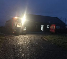No rest at Christmas_Alpha Hemihyrdrate in Thurles for Cooldine construction_Fast Floor Screed