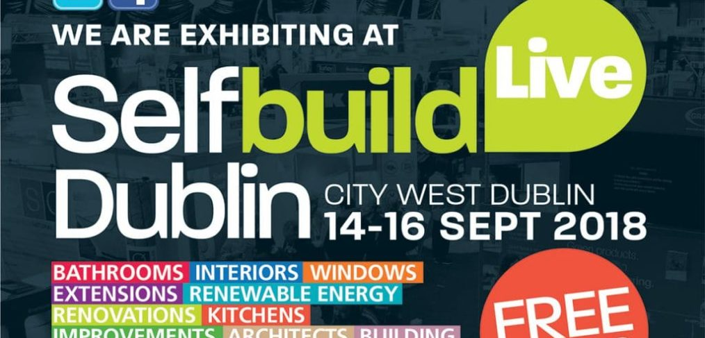 SELFBUILD SHOW - we are exhibiting 14th-16th Sept in Citywest Hotel_Fast Floor Screed