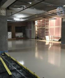 Mobile Screed Factrory_Jervis Street, Raddiplus NA Rapid Screed