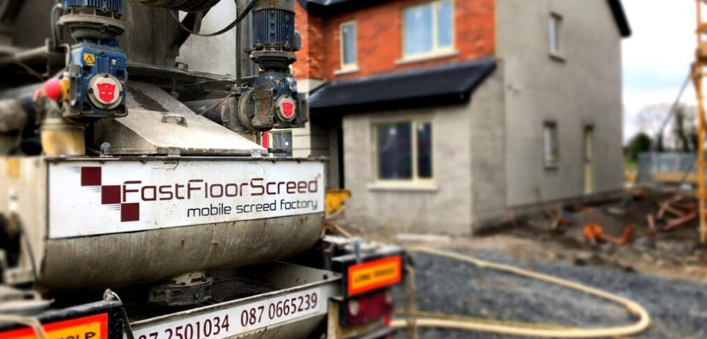 Mobile Screed Factories_Cluain Dara, Derrinturn.