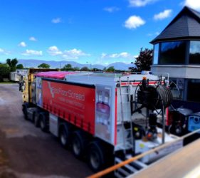 Fast Floor Screed_Mobile screed Factory in Kerry