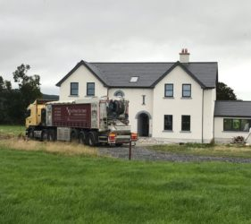 Fast Floor Screed_mobile screed factory_Carrick-on-Suir
