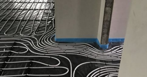 Fast Floor Screed_tidy UFH prep_Carrick-on-Suir_Edge insulation by SMET