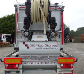 Mobile Screed Factories_Fast Floor Screed Ltd