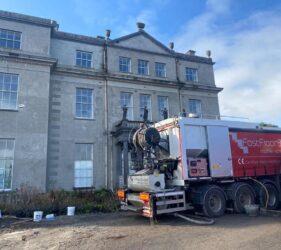 Estate in Kilkenny_Fast Floor Screed Ltd
