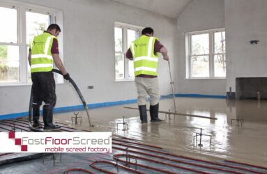 Fast Floor Screed _Mobile Screed Factory_SelfBuild_Testimonials