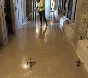 NFMHS_Portrane_ Fast Floor Screed _CE Marked, EPD Certified Alpha Hemihydrate floor screed