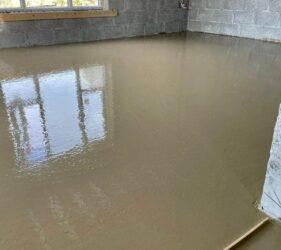 cooldine construction kilkenny_alpha hemihydrate liquid screed_Fast Floor Screed Ltd_mobilescreedfactory